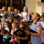 A Particulare Care: North Bridge House Choir/Young Dissenters