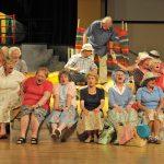Beached: Granny & Grandpa Chorus